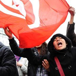 Washington biedt militaire steun aan Tunesië