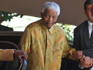 Mandela begon in 1998 aan The Presidential Years