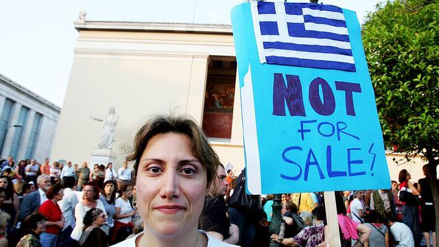DNB sluit Grieks bankroet niet uit