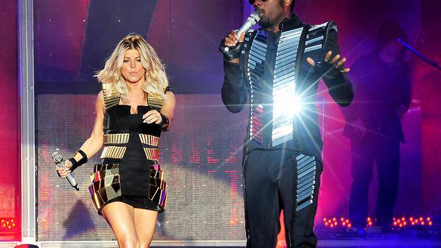 De Nieuwe Van Black Eyed Peas En 60