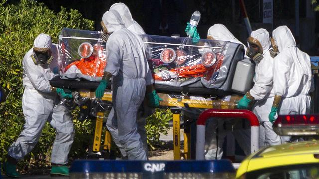 'Bestrijden ebola kost 325 miljoen euro'