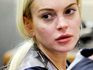 Lindsay Lohan vermoedt dat verloofde vreemd is gegaan