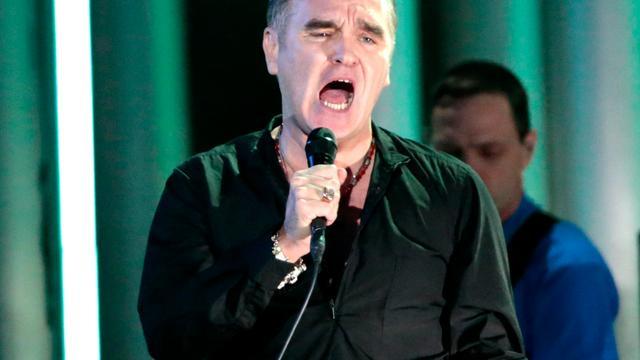 Morrissey haalt uit naar Brit Awards