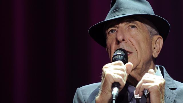 'Ik zou Leonard Cohen wel een halfgod kunnen noemen'