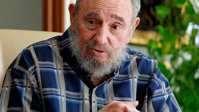 Fidel Castro verschijnt na negen maanden weer in het openbaar