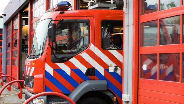 Brandweer houdt duikoefening bij Swaenswijkbrug