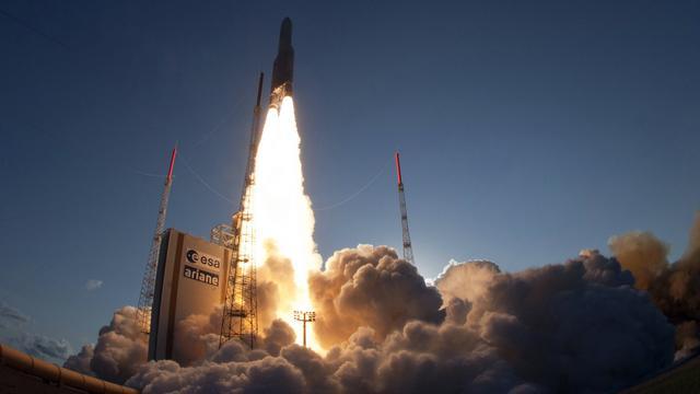Boeing wil satellieten leveren aan techbedrijven