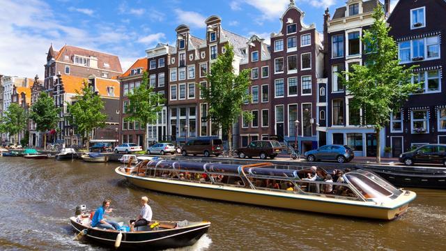 Amsterdamprijs uitgereikt aan drietal