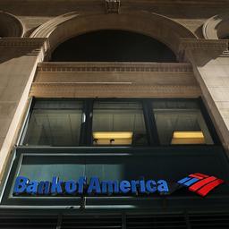 'Bank of America schikt voor 17 miljard dollar'