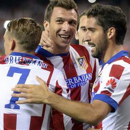 Atletico verovert ten koste van Real Spaanse Super Cup