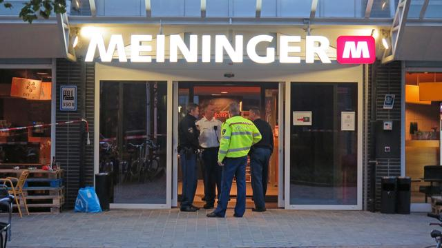 Overval op hotel in Amsterdam