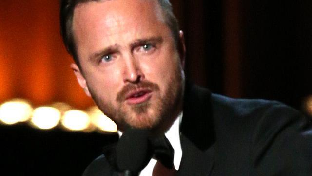 'Aaron Paul krijgt rol in Stephen King-film'