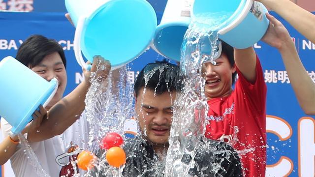 ALS-stichting wil handelsmerk Ice Bucket Challenge vastleggen