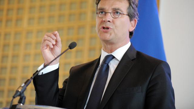 Franse minister Economische Zaken stapt op
