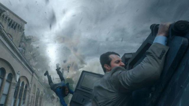 Acteur Richard Armitage noemt opnames Into the Storm 'loodzwaar'