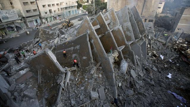 Doden na Israëlische luchtaanval op flat