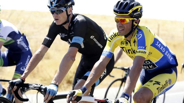 Froome kijkt uit naar eerste test in Ronde van Spanje