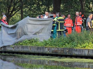 Man overlijdt na val in Wilhelminakanaal