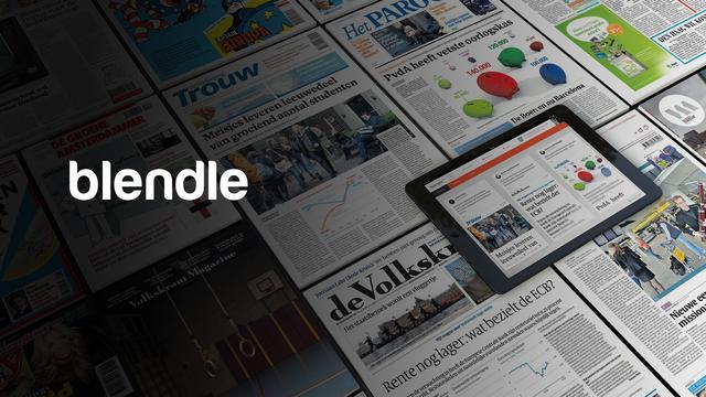 Blendle heeft ruim 100.000 gebruikers