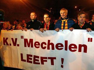 'Als KV Mechelen kwam, nou, dan stond je als Nederlandse club mooi machteloos'