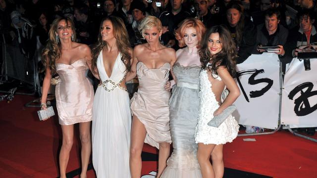 'Girls Aloud maakt comeback'