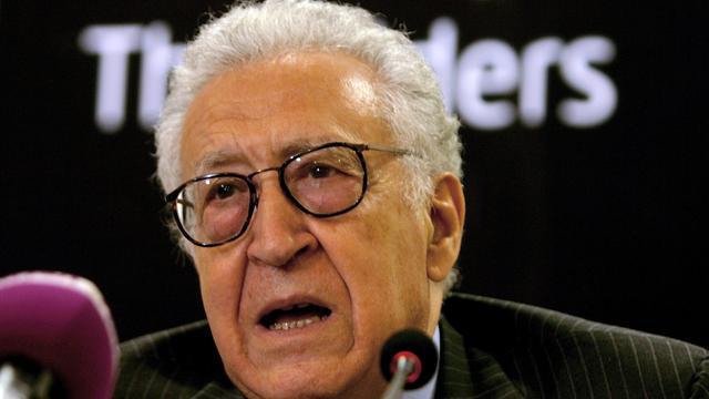 Syrië verwelkomt VN-gezant Brahimi