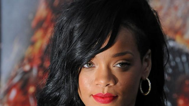 Rihanna in tranen na interview over Chris Brown
