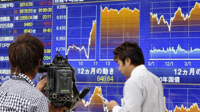 Nikkei sluit fors hoger