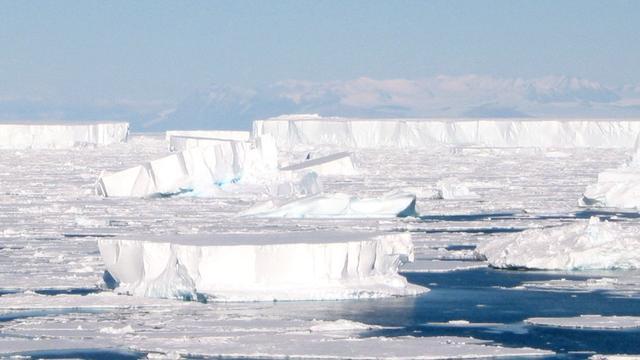 IJsniveau op Noordelijke IJszee bereikt dieptepunt