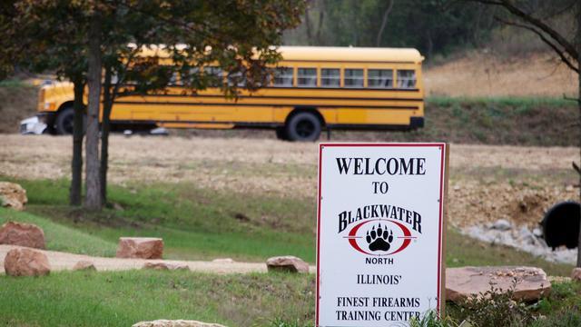 Nieuwe aanklachten in Blackwater-zaak