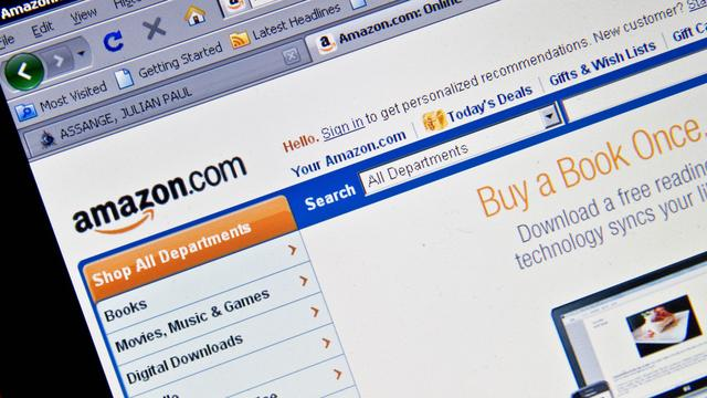 'Amazon geeft cd-kopers gratis mp3's'