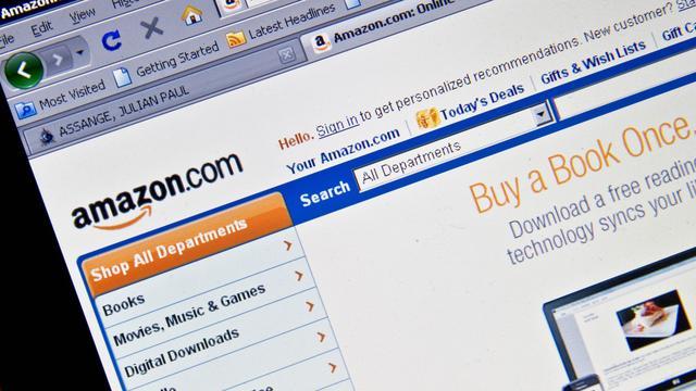 Frankrijk eist bijna 200 miljoen van Amazon