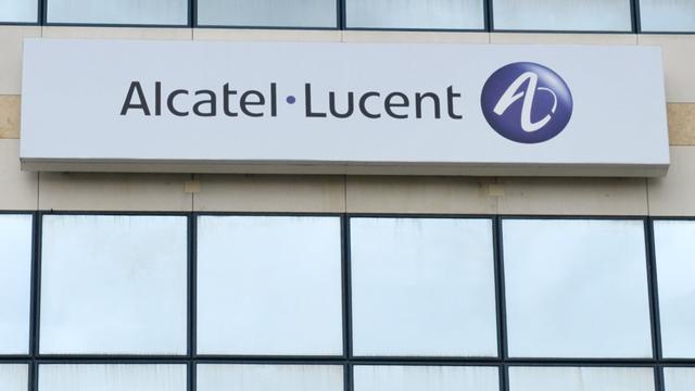 Alcatel-Lucent beperkt verlies