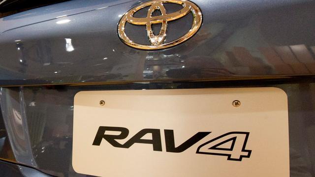 Mogelijk Toyota RAV4 Hybrid