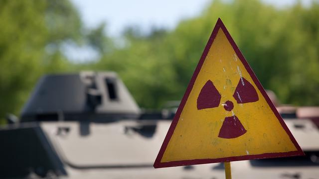 VS houden beperkte kernproef