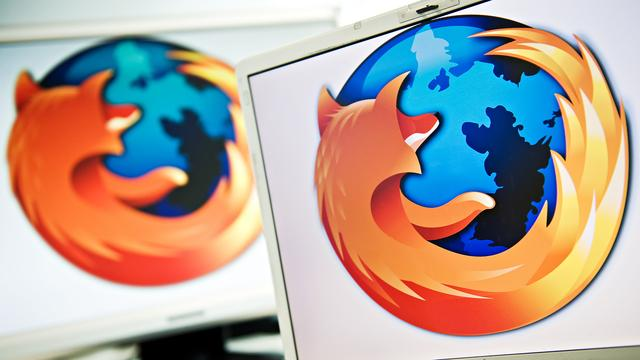 Firefox had veel last van ontbreken browserkeuze