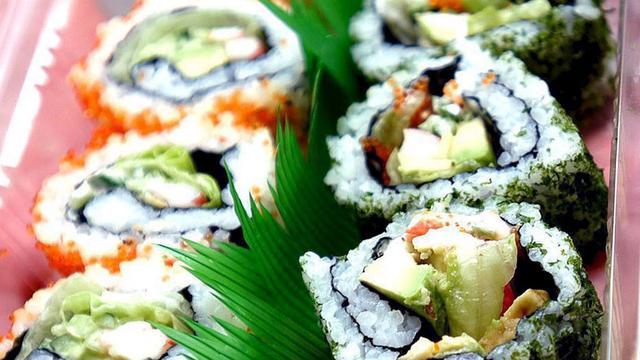 Sushi-festival in Utrecht druk bezocht