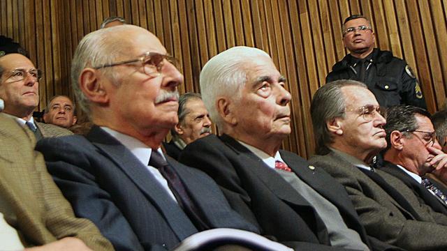 Videla opnieuw voor rechter wegens moord