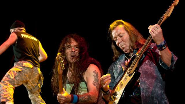 Iron Maiden komt naar Amsterdam