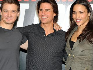 Jeremy Renner verbaasd over rol in Mission: Impossible - Ghost Protocol