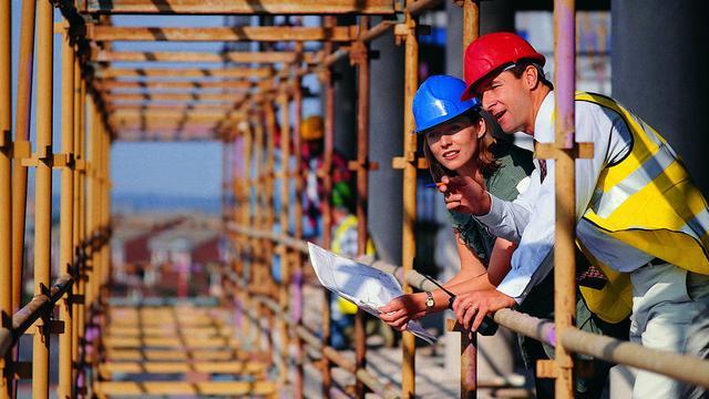 Geen extra investeringen in bouwsector