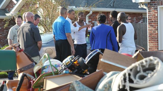 Chaos na orkaan Katrina wordt verfilmd
