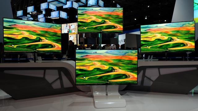 Sony en Panasonic in massaproductie OLED-tv's