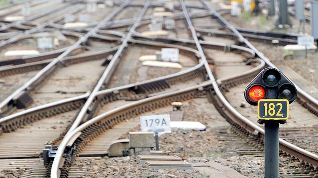 Punctualiteit op het spoor blijft stabiel
