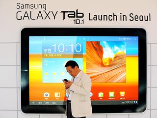 Rechter ziet voldoende verschillen tussen Galaxy Tab en iPad