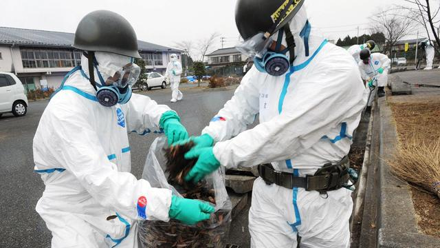 Opnieuw lekken bij Fukushima