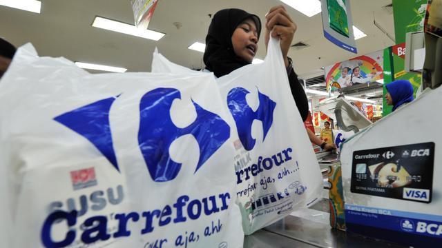 Hogere omzet voor Carrefour