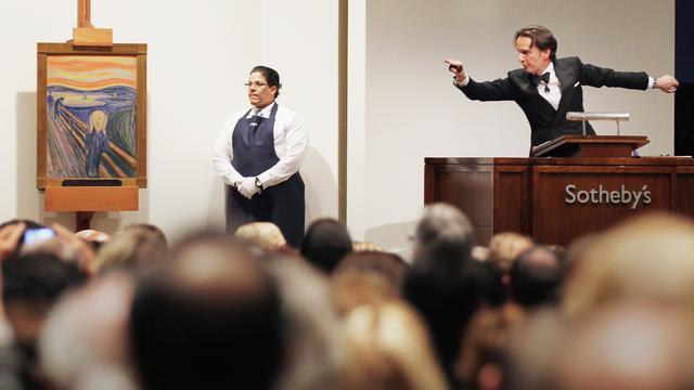 Ontslagen Munch Museum in jubileumjaar