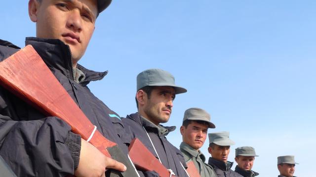 Politieagenten dood bij aanslag in Kunduz