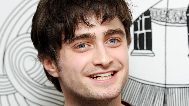 Daniel Radcliffe ziet Harry Potter als springplank